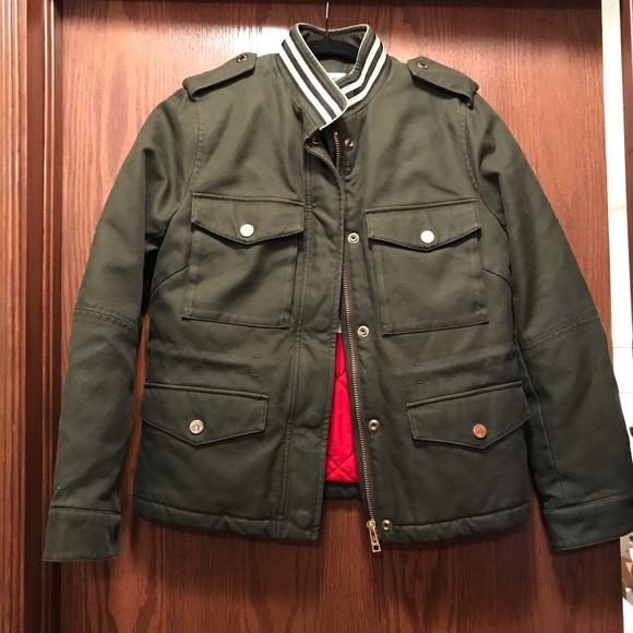 Zadig & Voltaire Kapoi militaire jacket Medium
